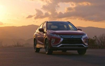 Mitsubishi Eclipse Cross 2018 модельного года: цены, комплектации, фото и характеристики