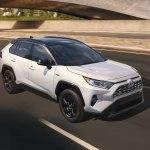 Toyota RAV4 2019 — комплектации, цены и фото