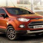 Форд Экоспорт 2018: комплектации, цены и фото