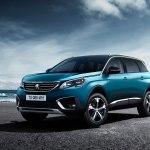 Peugeot 5008 2018 — комплектации, цены и фото