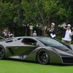 Бывший дизайнер MAZDA презентовал футуристический концепт-кар на базе Lamborghini