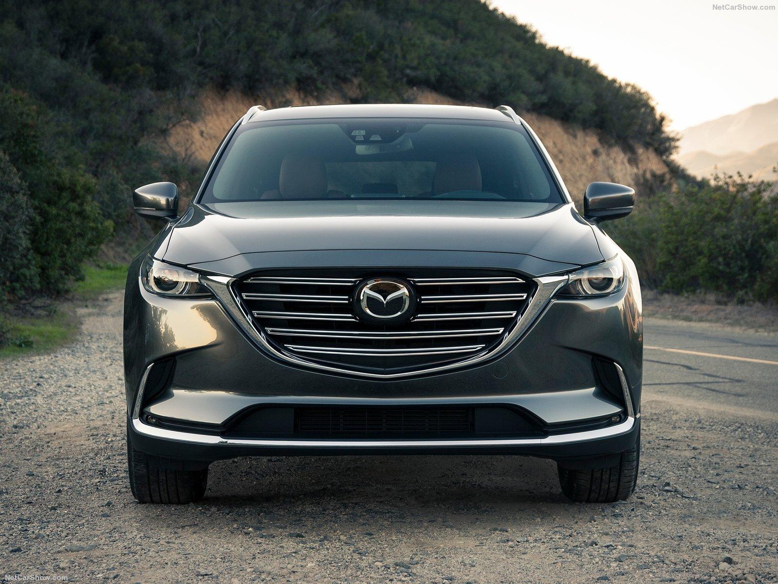 Mazda CX-9 2020: второе поколение японского кроссовера с богатыми комплектациями, обновленными характеристиками и дизайном