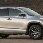 Toyota Highlander 2019: обновление популярного внедорожника