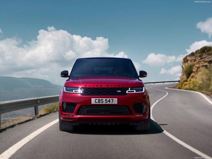 Новый Range Rover Sport 2019: достойные характеристики и стильный дизайн