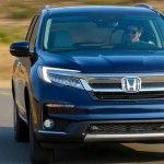 Honda Pilot 2019: долгожданное обновление могучего японца