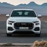 Новый Audi Q8 2018 года: первый гибридный кроссовер-купе от Ауди