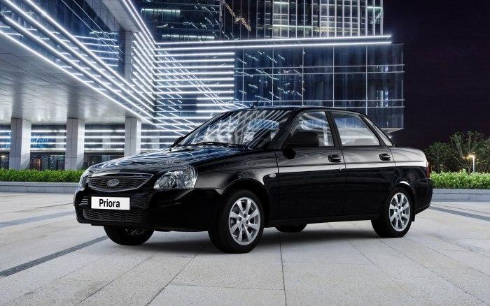 Лада Приора 2019 года: бюджетный автомобиль в новом исполнении