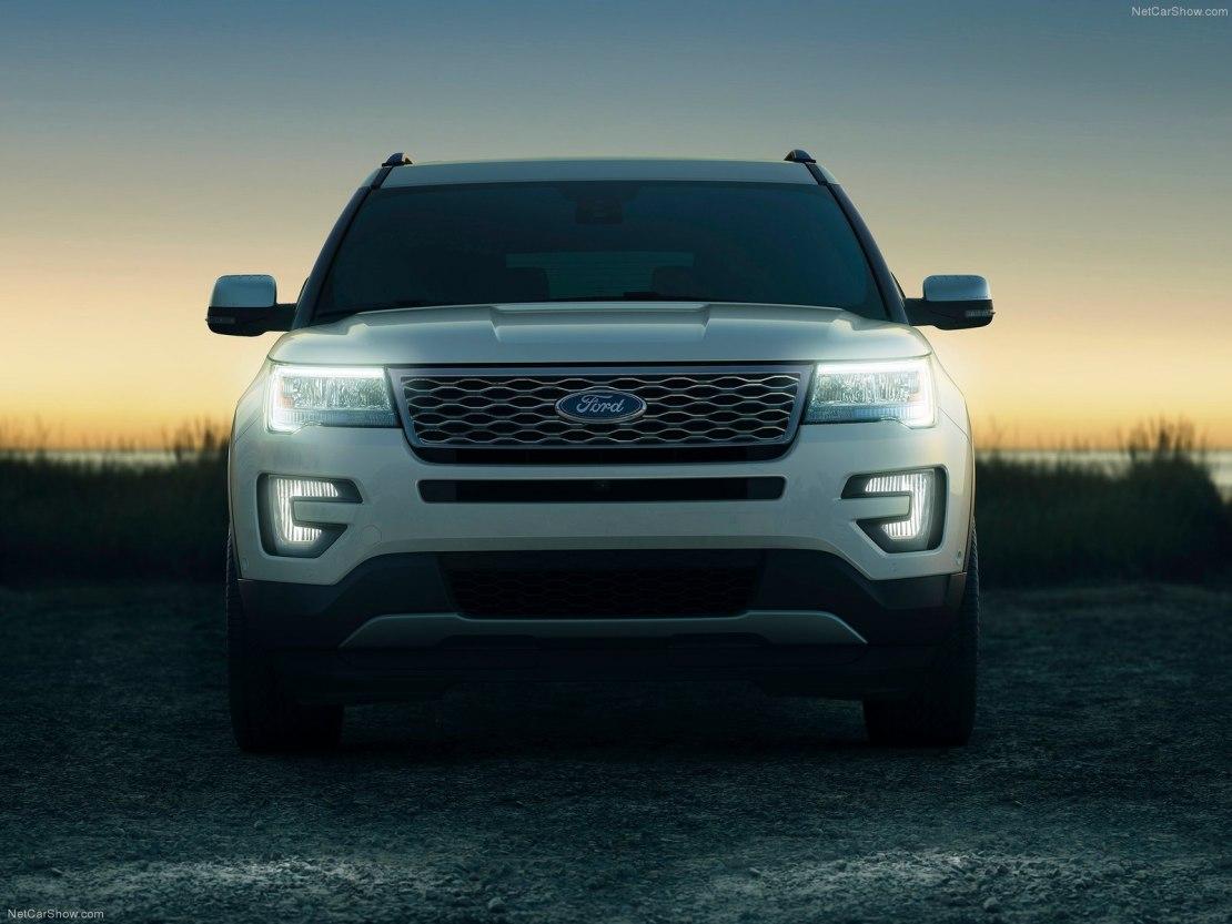 Explorer 3 - Характеристики и фото, ford, trucks Club