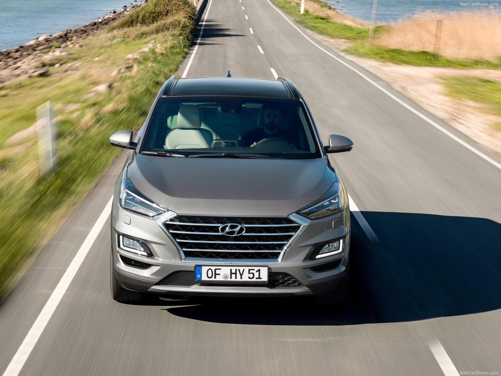 Hyundai Tucson 2020: улучшенные динамические характеристики, стильный дизайн и богатое оснащение от 1,5 млн рублей