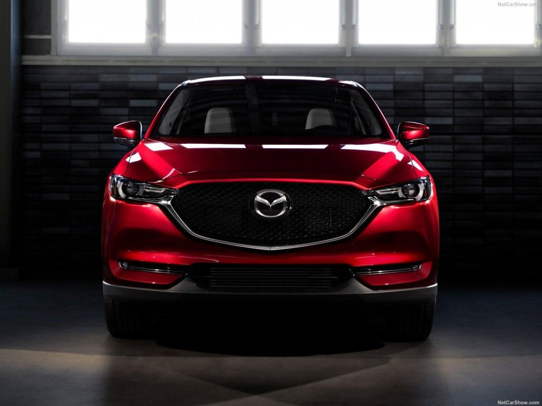 Mazda CX-5 2019 года оснащается новым турбомотором