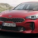 Новый Kia Stinger 2020 — мощный, яркий и стильный корейский фастбэк
