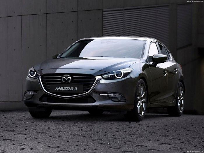 Новая Mazda 3 2019 года: прежний силуэт и усиленный кузов
