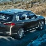 BMW X7 2019 года: новый баварский флагман