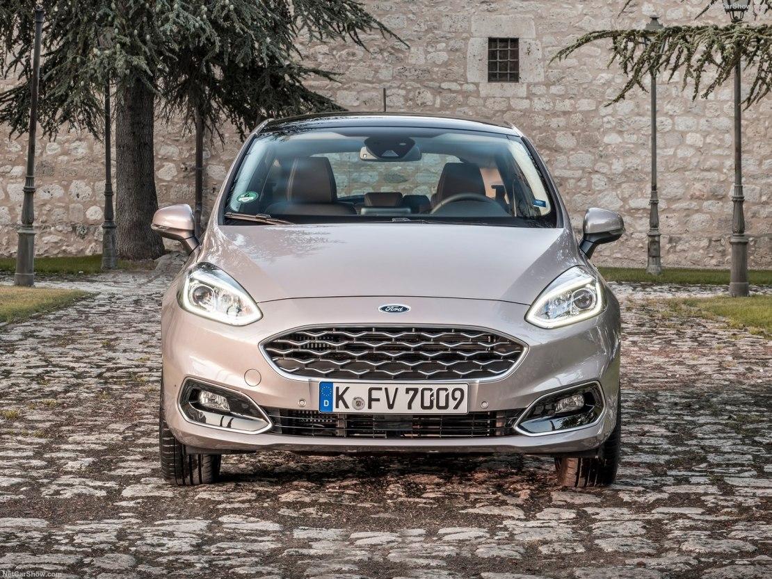 Ford Fiesta 2019 года: улучшенная внешность и прежнее оснащение