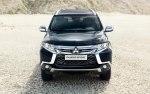 Mitsubishi Pajero Sport 2019 года: редизайн по всем направлениям