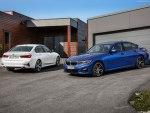 Новая BMW 3-Series 2019 года «породнилась» с премиальными моделями