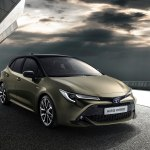 Новый Toyota Auris 2019 года — стильный экономичный хетчбек Японского бренда