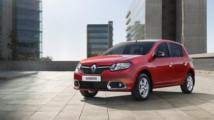 Комплектации и цены нового Renault Sandero 2019 года