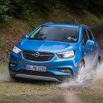 Opel Mokka 2019: немецкий кроссовер с оригинальным оформлением