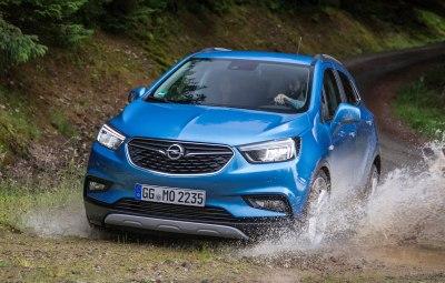 Комплектации и цены обновленного Opel Mokka 2019 года