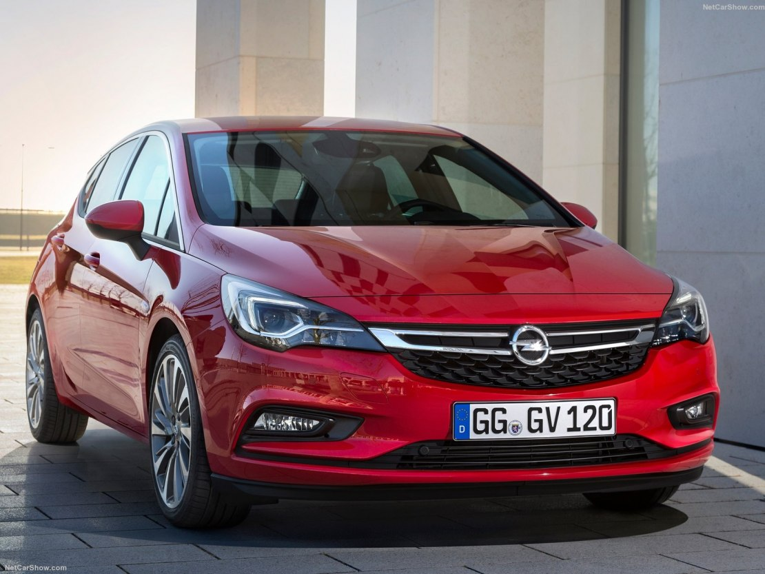 Комплектации и цены нового Opel Astra 2019 года