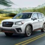 Subaru Forester 2019: обновление качественного кроссовера из Японии