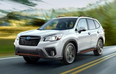 Комплектации и цены нового Subaru Forester 2019 года
