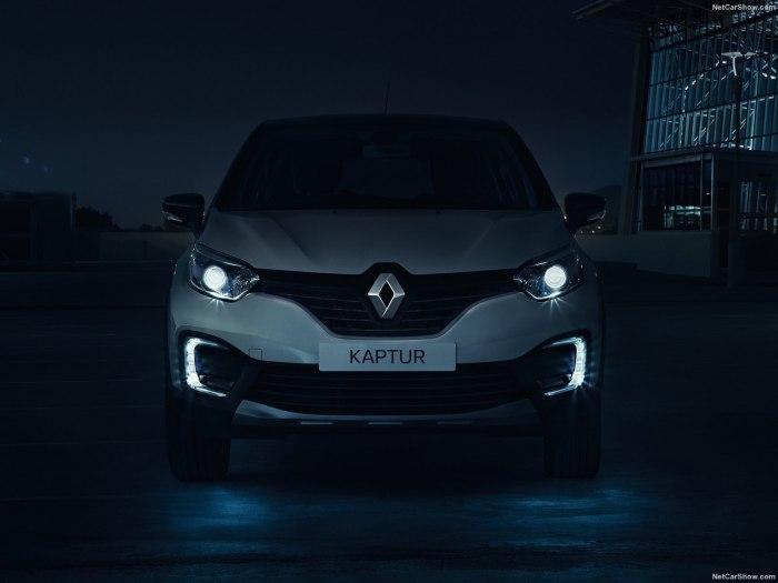 Комплектации и цены рестайлингового Renault Kaptur 2019 года