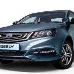 Geely Emgrand 7 2019: новый китайский седан бюджетного сегмента