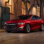Новый Chevrolet Malibu 2019 года — стиль, комфорт и потрясающая динамика
