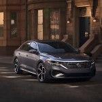 Новый Volkswagen Passat 2019 года — стильный компромисс между ценой и премиальностью