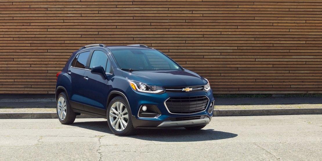 Chevrolet Tracker 2019 года: стильный бюджетный кроссовер из Штатов