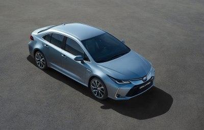 Комплектации и цены Toyota Corolla 2019 года