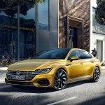 Volkswagen Arteon 2019 года — новый премиальный седан немецкого бренда