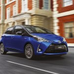 Toyota Yaris 2019 года — удобный, компактный и экономичный городской хетчбек