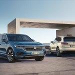 Новый Volkswagen Touareg 2019 года — наиболее востребованный на рынке кроссовер получил серьезный рестайлинг