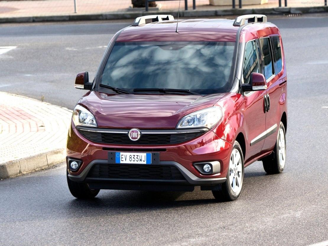 Fiat Doblo 2019: практичная новинка с вместительным салоном