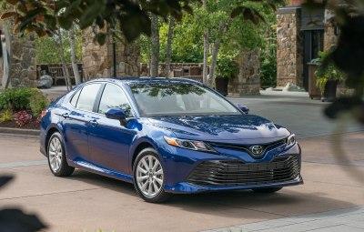 Комплектации и цены Toyota Camry 2019 года