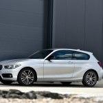 BMW 1-Series 2019 года — экономичный хетчбек повышенного комфорта