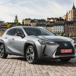 Lexus UX 2019 года — компактный премиальный кроссовер с кучей опций
