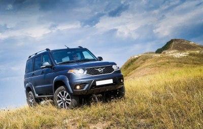 УАЗ Патриот 2019 года - покоритель российского бездорожья наконец получил долгожданные функции