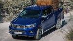 Комплектации и цены нового Toyota Hilux 2019 года