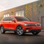 Новый Volkswagen Tiguan 2019 года — практичный кроссовер с хорошими внедорожными качествами