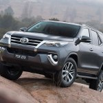 Toyota Fortuner 2019 года — комфортный и мощный рамный внедорожник