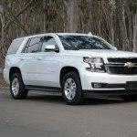 Новый Chevrolet Tahoe 2019 года — мощный рамный внедорожник американского бренда
