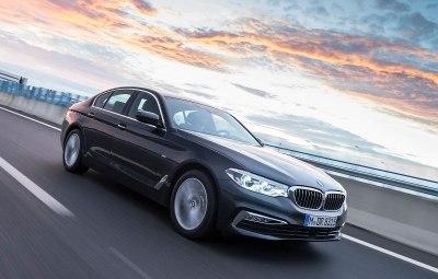 BMW 5-Series 2019: роскошь и непревзойденное качество