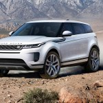 Новый Range Rover Evoque 2019 — впечатляющий дизайн и технологичность