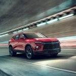 Chevrolet Blazer 2019: свежий и стильный кроссовер из США