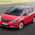 Opel Zafira 2019 года: практичный минивэн для всей семьи