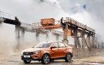 Lada Vesta Cross 2019: знакомая модель с увличенным клиренсом